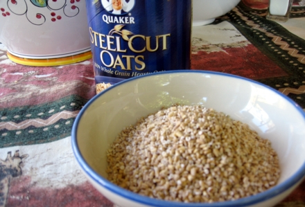 quaker steel cut oats  Quaker Steel Cut Oats